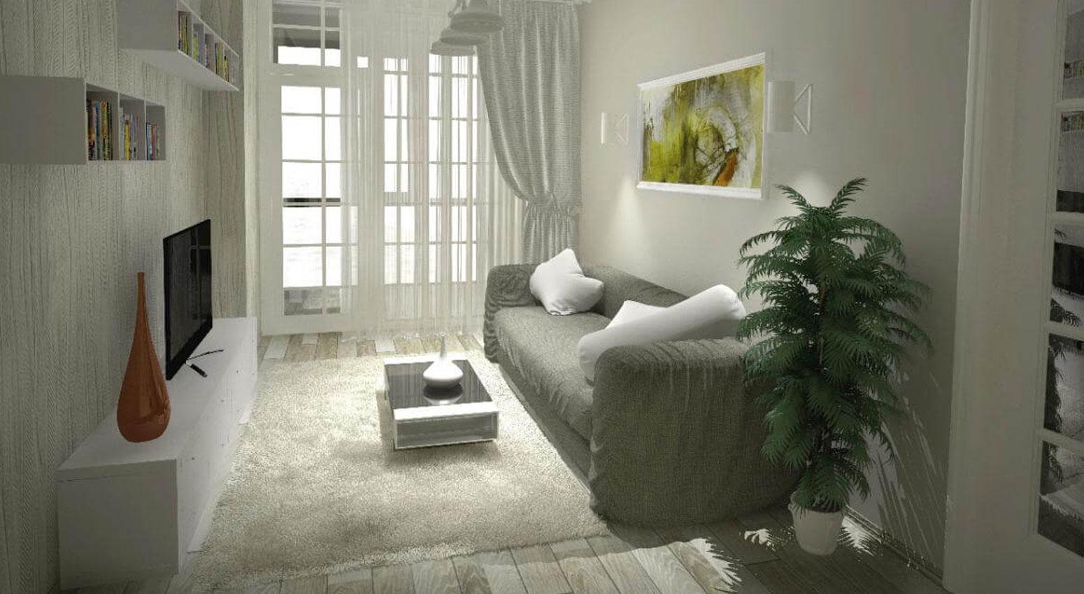 Apartament Tip 2A