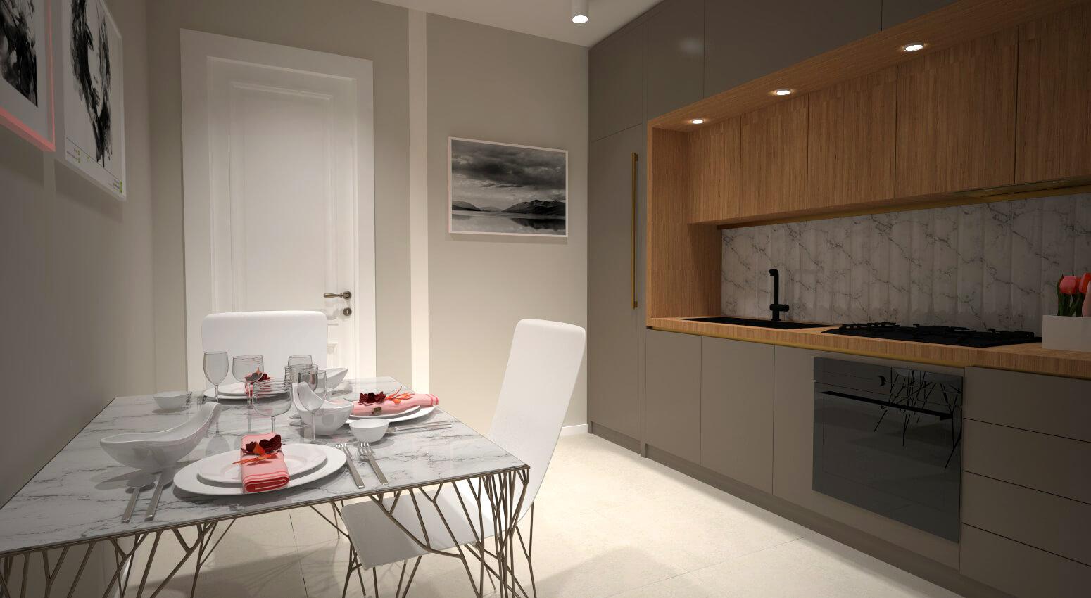 Apartament Tip 1B