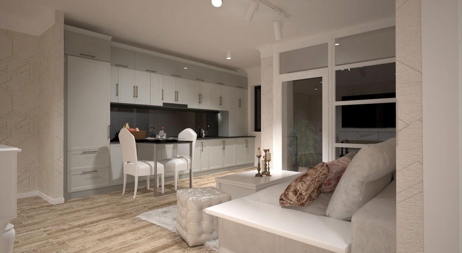 Apartament Tip 2D