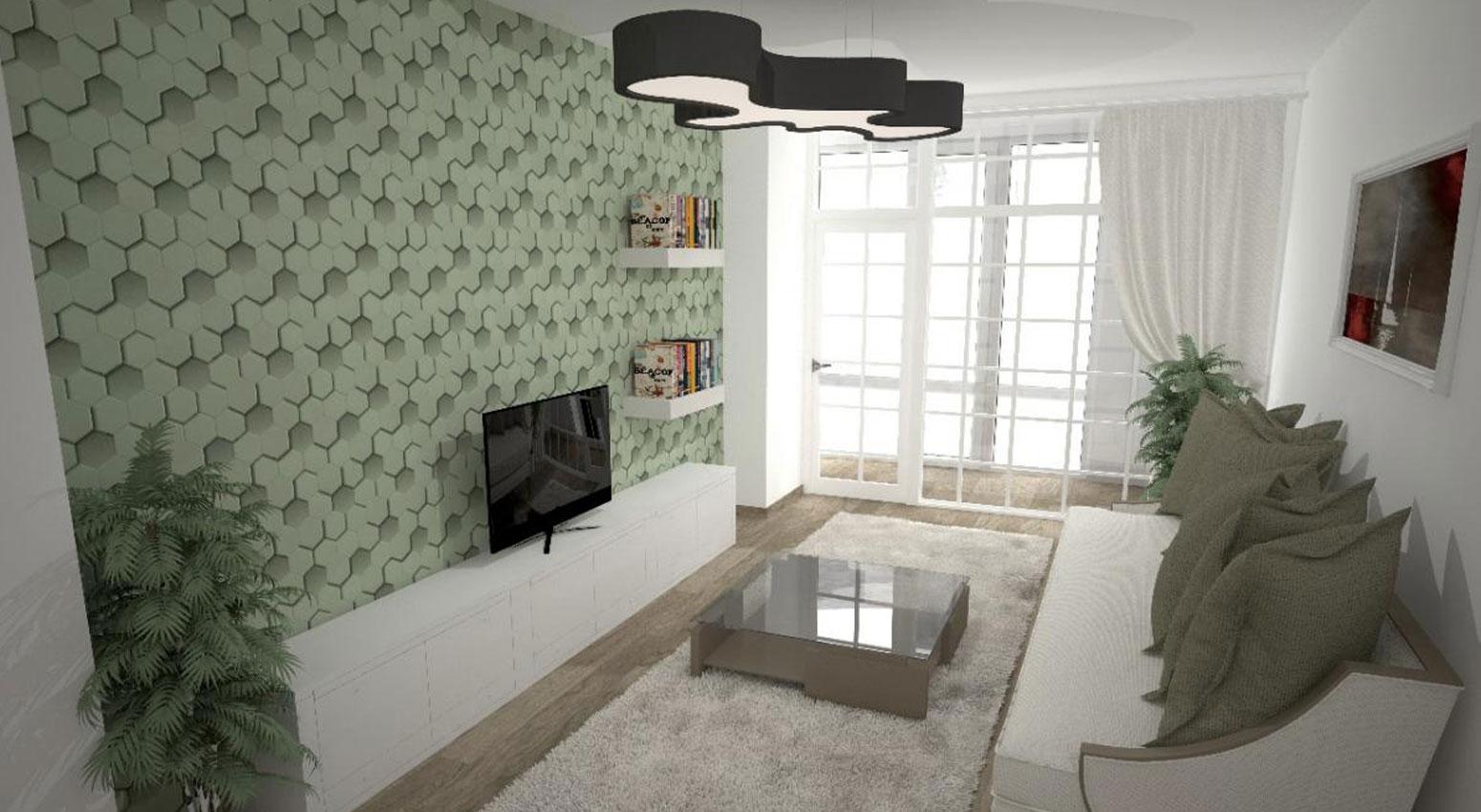 Apartament Tip 3B