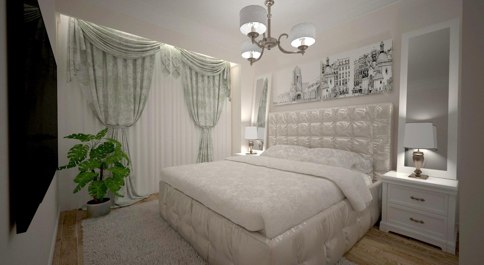 Dormitor apt mare 1